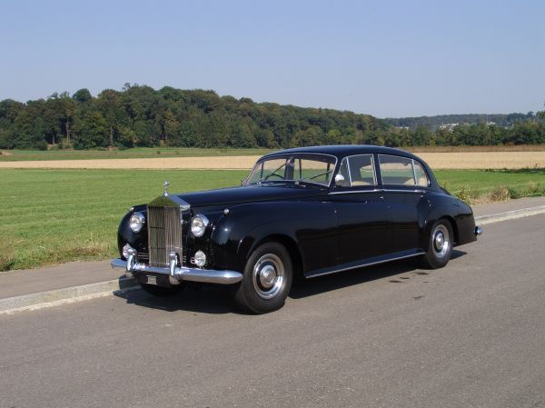Rolls Royce Silver Cloud Jg. 1958